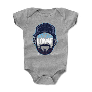 Brandon Lowe Kids Baby Onesie | 500 LEVEL