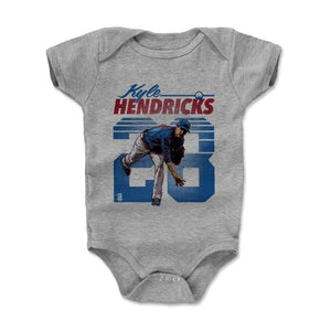 Kyle Hendricks Kids Baby Onesie | 500 LEVEL