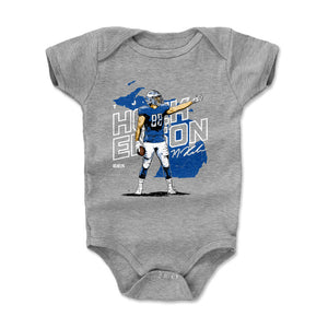 T.J. Hockenson Kids Baby Onesie | 500 LEVEL