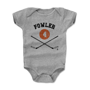 Cam Fowler Kids Baby Onesie | 500 LEVEL