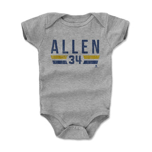 Jake Allen Kids Baby Onesie | 500 LEVEL
