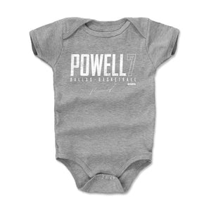 Dwight Powell Kids Baby Onesie | 500 LEVEL
