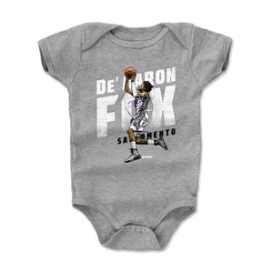 De'Aaron Fox Kids Baby Onesie | 500 LEVEL
