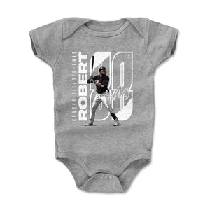 Luis Robert Kids Baby Onesie | 500 LEVEL