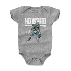 Xavien Howard Kids Baby Onesie | 500 LEVEL