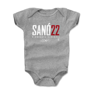 Miguel Sano Kids Baby Onesie | 500 LEVEL