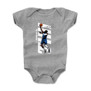 Tim Hardaway Jr. Kids Baby Onesie | 500 LEVEL