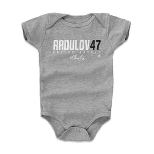 Alexander Radulov Kids Baby Onesie | 500 LEVEL