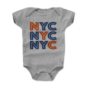 New York Kids Baby Onesie | 500 LEVEL