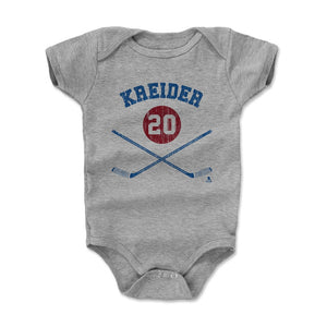Chris Kreider Kids Baby Onesie | 500 LEVEL