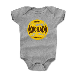 Manny Machado Kids Baby Onesie | 500 LEVEL