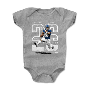 Saquon Barkley Kids Baby Onesie | 500 LEVEL