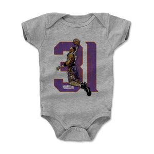 Shawn Marion Kids Baby Onesie | 500 LEVEL