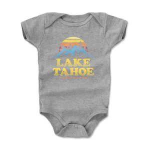 Lake Tahoe Kids Baby Onesie | 500 LEVEL