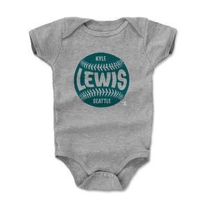 Kyle Lewis Kids Baby Onesie | 500 LEVEL