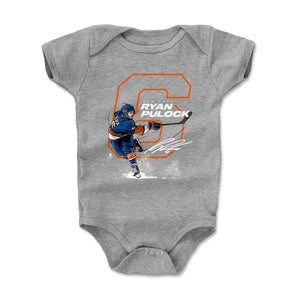 Ryan Pulock Kids Baby Onesie | 500 LEVEL