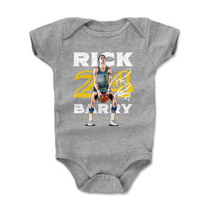 Rick Barry Kids Baby Onesie | 500 LEVEL