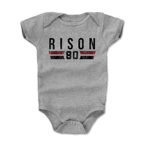 Andre Rison Kids Baby Onesie | 500 LEVEL