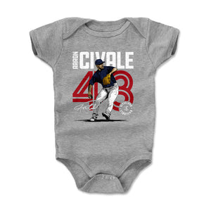 Aaron Civale Kids Baby Onesie | 500 LEVEL