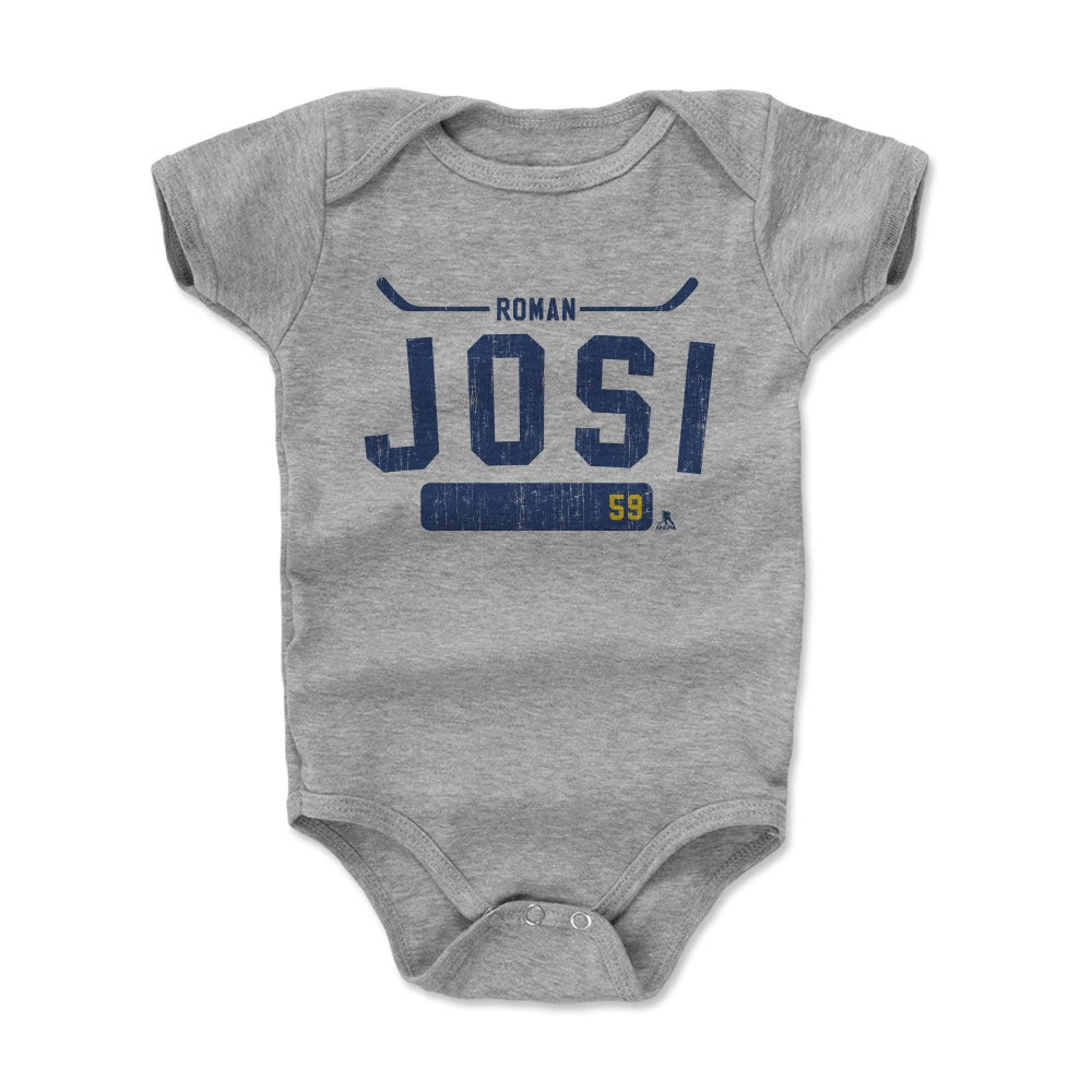 Roman Josi Kids Baby Onesie | 500 LEVEL