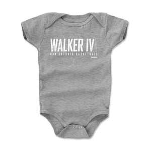 Lonnie Walker IV Kids Baby Onesie | 500 LEVEL