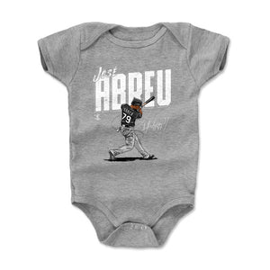 Jose Abreu Kids Baby Onesie | 500 LEVEL