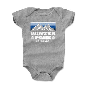 Winter Park Kids Baby Onesie | 500 LEVEL