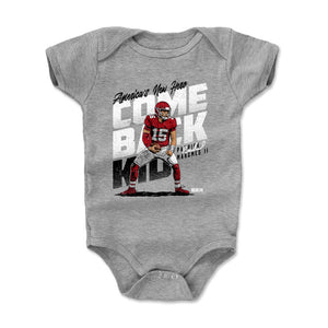 Patrick Mahomes Kids Baby Onesie | 500 LEVEL
