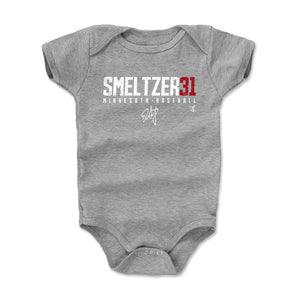 Devin Smeltzer Kids Baby Onesie | 500 LEVEL