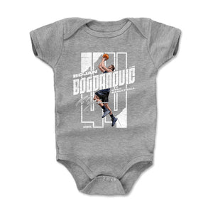 Bojan Bogdanovic Kids Baby Onesie | 500 LEVEL