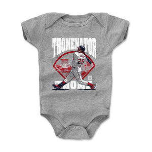 Jim Thome Kids Baby Onesie | 500 LEVEL