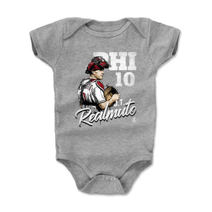 J.T. Realmuto Kids Baby Onesie | 500 LEVEL