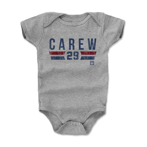 Rod Carew Kids Baby Onesie | 500 LEVEL