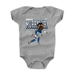 Kenneth Murray Jr. Kids Baby Onesie | 500 LEVEL