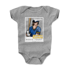 Robin Yount Kids Baby Onesie | 500 LEVEL