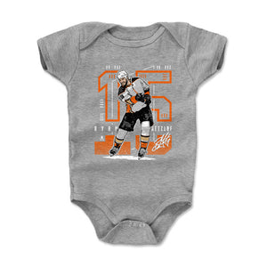 Ryan Getzlaf Kids Baby Onesie | 500 LEVEL