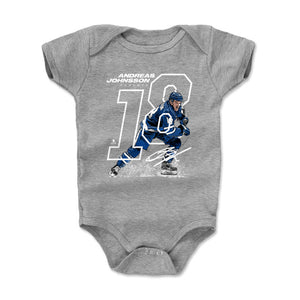 Andreas Johnsson Kids Baby Onesie | 500 LEVEL