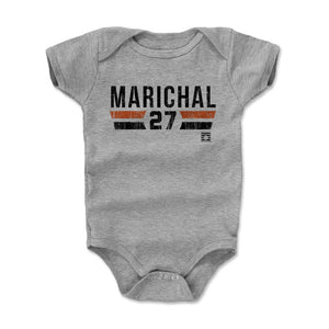 Juan Marichal Kids Baby Onesie | 500 LEVEL