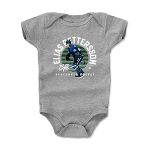 Elias Pettersson Kids Baby Onesie | 500 LEVEL