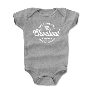 Cleveland Kids Baby Onesie | 500 LEVEL