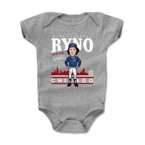 Ryne Sandberg Kids Baby Onesie | 500 LEVEL