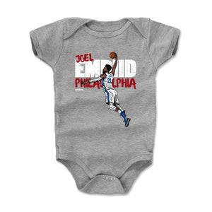 Joel Embiid Kids Baby Onesie | 500 LEVEL