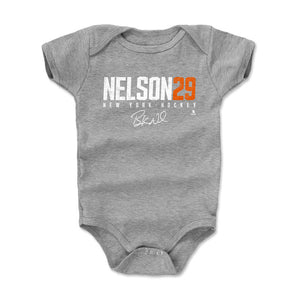 Brock Nelson Kids Baby Onesie | 500 LEVEL