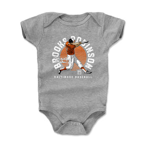 Brooks Robinson Kids Baby Onesie | 500 LEVEL