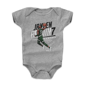 Jaylen Brown Kids Baby Onesie | 500 LEVEL