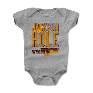 Jackson Hole Kids Baby Onesie | 500 LEVEL
