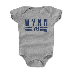 Isaiah Wynn Kids Baby Onesie | 500 LEVEL