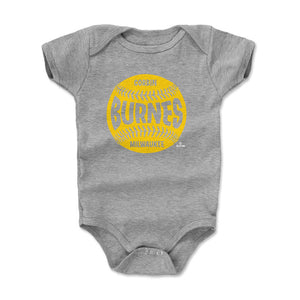 Corbin Burnes Kids Baby Onesie | 500 LEVEL