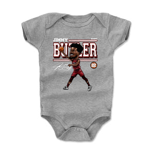 Jimmy Butler Kids Baby Onesie | 500 LEVEL