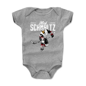 Nick Schmaltz Kids Baby Onesie | 500 LEVEL